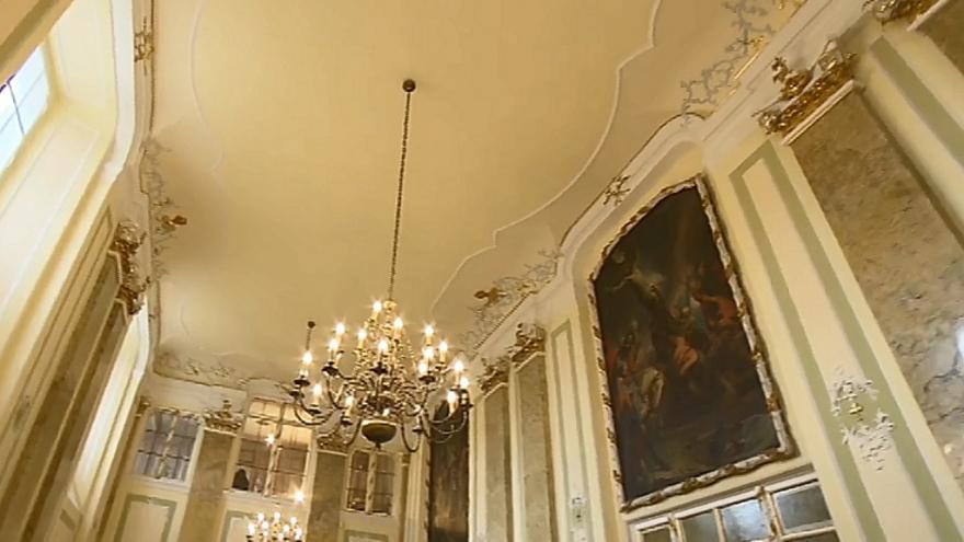 Video Zámecká kaple v Bruntále