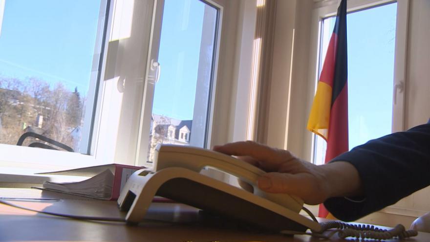 Připojit webové stránky Německo
