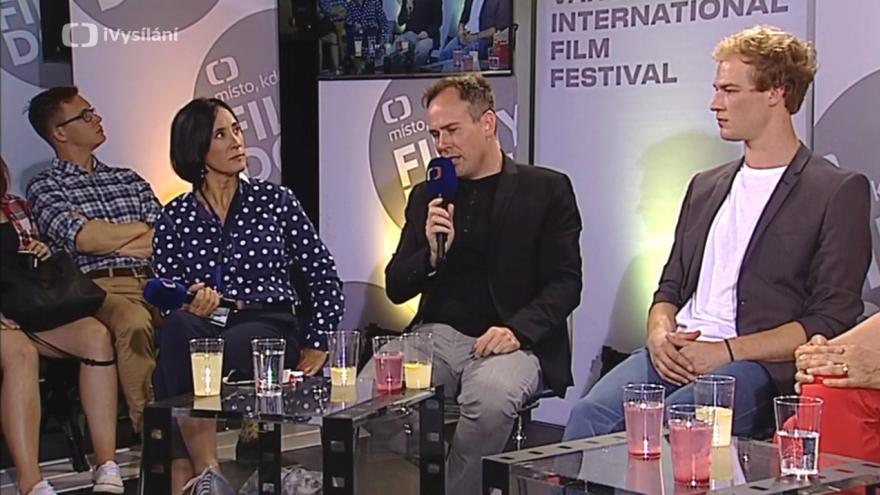 Video ČT na MFF Karlovy Vary 2017 - Čaj o třetí