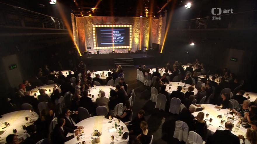 Video ŽIVĚ: Ceny filmové kritiky za rok 2016