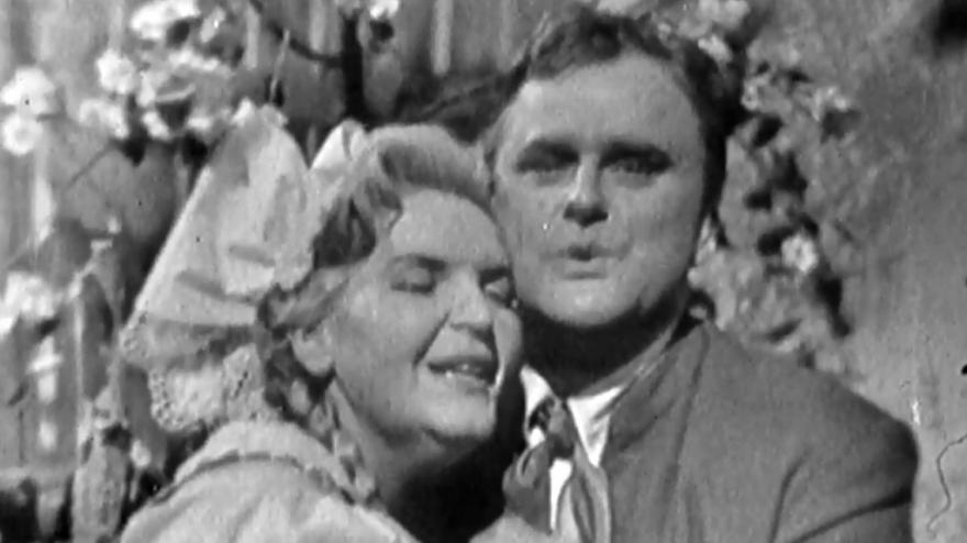 Video Prodaná nevěsta (1962)