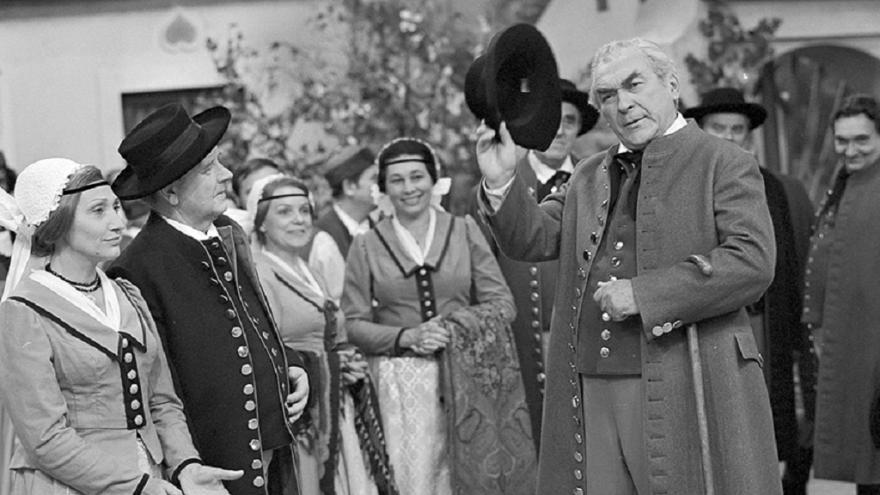 Video Prodaná nevěsta (1981)