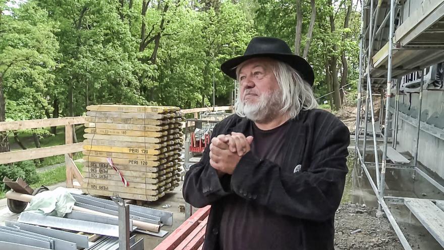 Video Klackovitý architekt Martin Rajniš