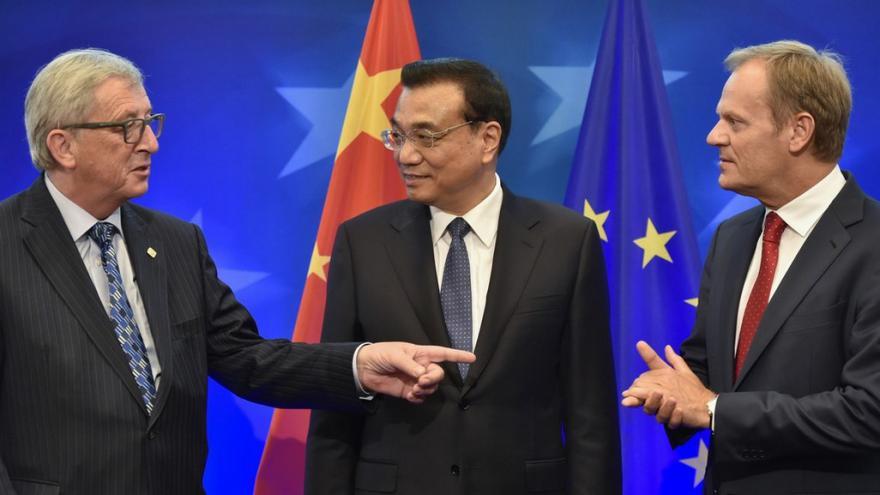 Video EU žádá Čínu, aby komunikovala s dalajlamou