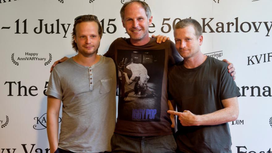 Video MFF Karlovy Vary 2015 - Čaj o třetí