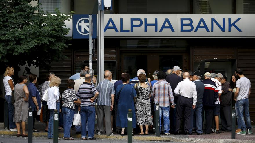 Video Brusel dal Aténám ultimátum - dohoda musí být do neděle