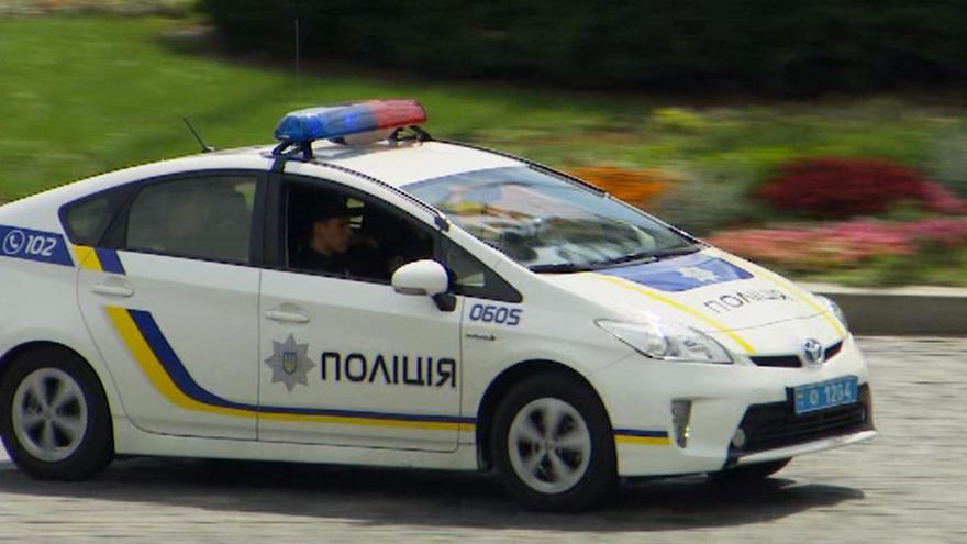 Video policiekyjev