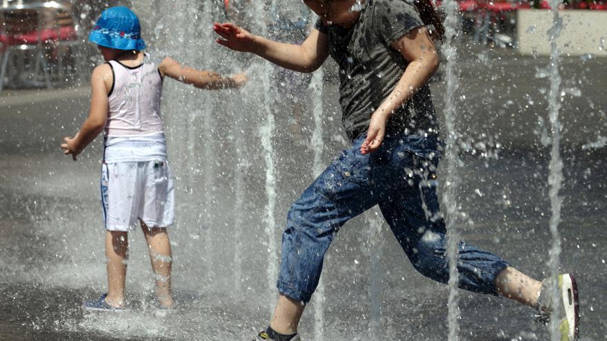 Video Česko čekají extrémní teploty