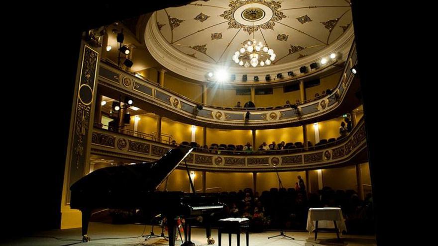 Video 55. ročník Chopinova festivalu - Klavírní recitál