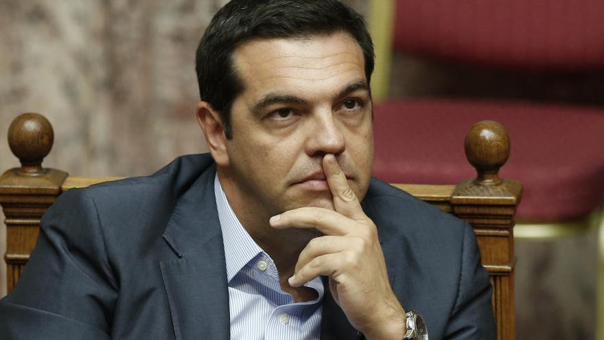 Video Události - Řečtí poslanci schválili nové úspory