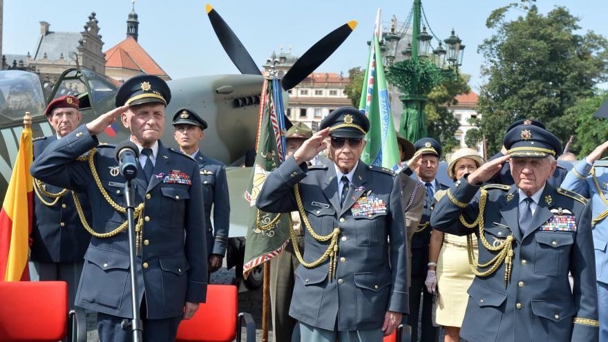 Video 90' ČT24 - Péče o válečné veterány