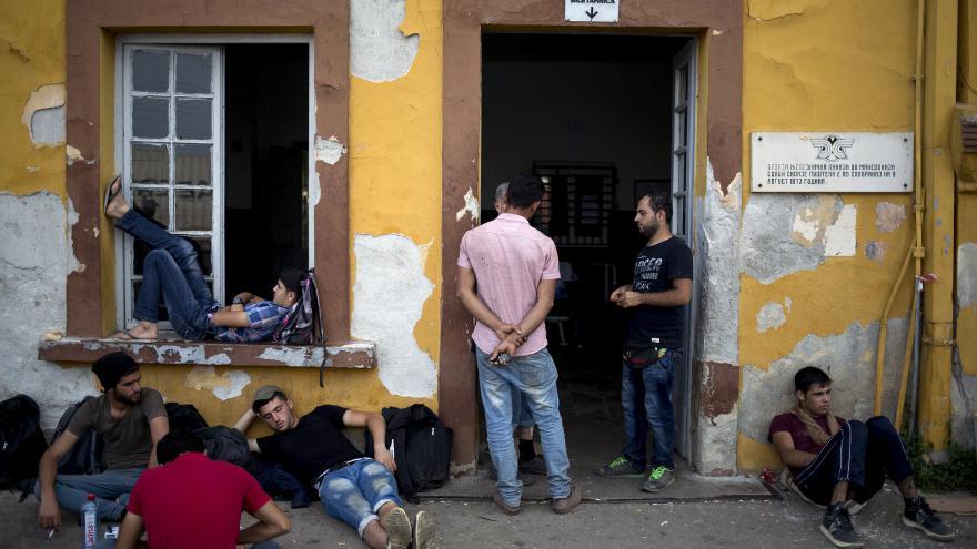 Video Schroth k uprchlické krizi na Balkáně