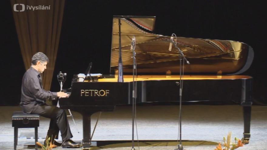 Video 56. ročník Chopinova festivalu 2015 - Komorní koncert - Klavírní duo
