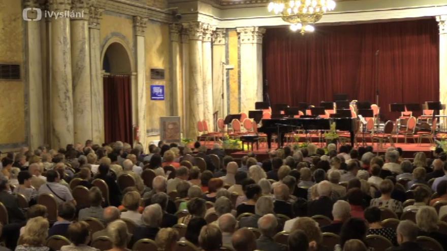 Video 56. ročník Chopinova festivalu 2015 - Orchestrální koncert