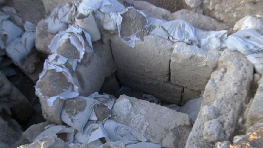 Video Unikátní nález římské základny v Izraeli