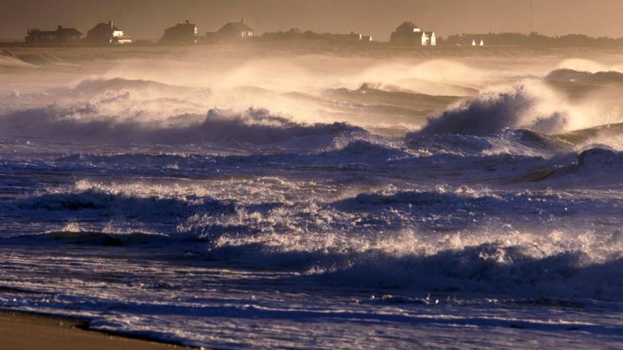 Video Podívejte se: Zvyšování hladiny oceánů z vesmíru