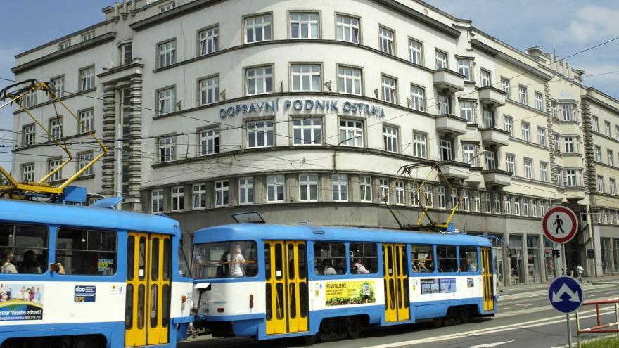 Video Výluka tramvají