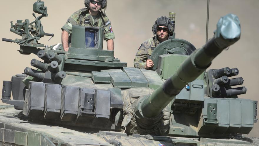 Video Události: Tankový den v Lešanech