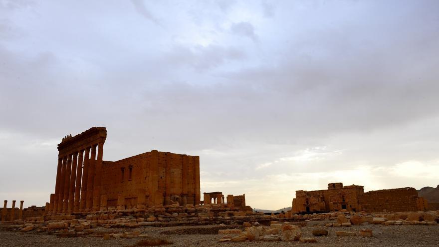 Video Zpravodaj ČT: Zničení chrámu je asi jen otázka dalšího pokusu