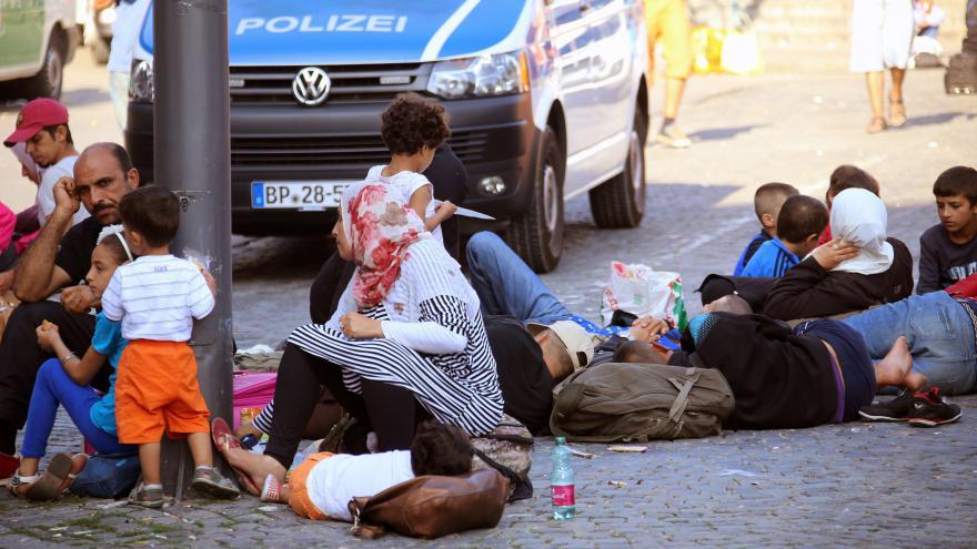 Video Zpravodaj ČT: Uprchlická krize v Budapešti se zhoršuje