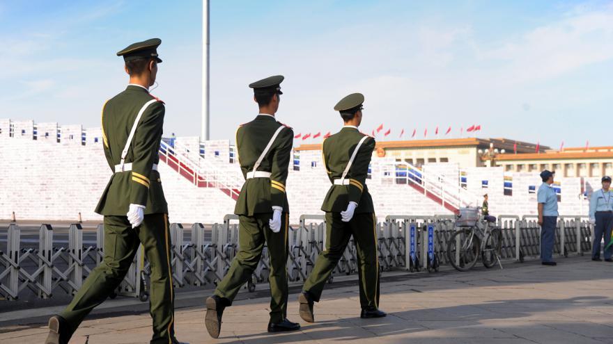 Video Čína představí chlouby čínské armády