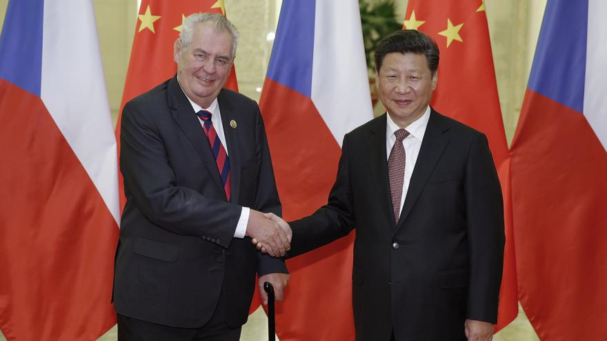 Video Události: Číňané investují v Česku další miliardy