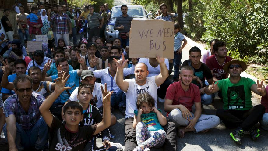 Video Incidenty v Řecku se dějí od začátku roku, říká publicistka