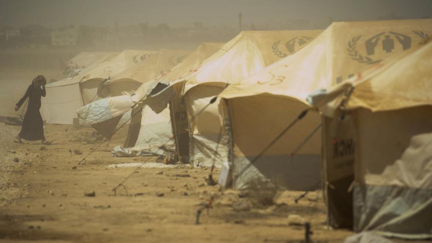 Video Sobotka Jordánsku kvůli migrantům nabízí sto milionů pomoci