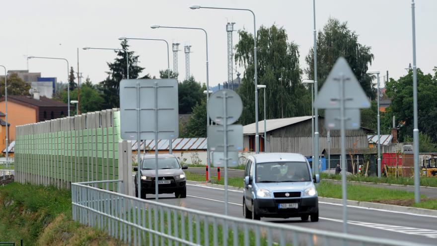 Video Zanádražní komunikace má ulevit od tranzitní dopravy Budějovicím