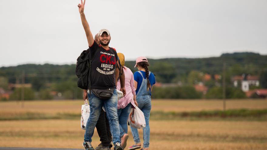 Video Martin Jonáš: Většina Syřanů zřejmě azyl v Německu získá