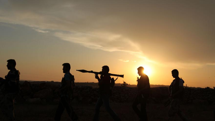 Video  Rusko stupňuje vojenské aktivity v Sýrii