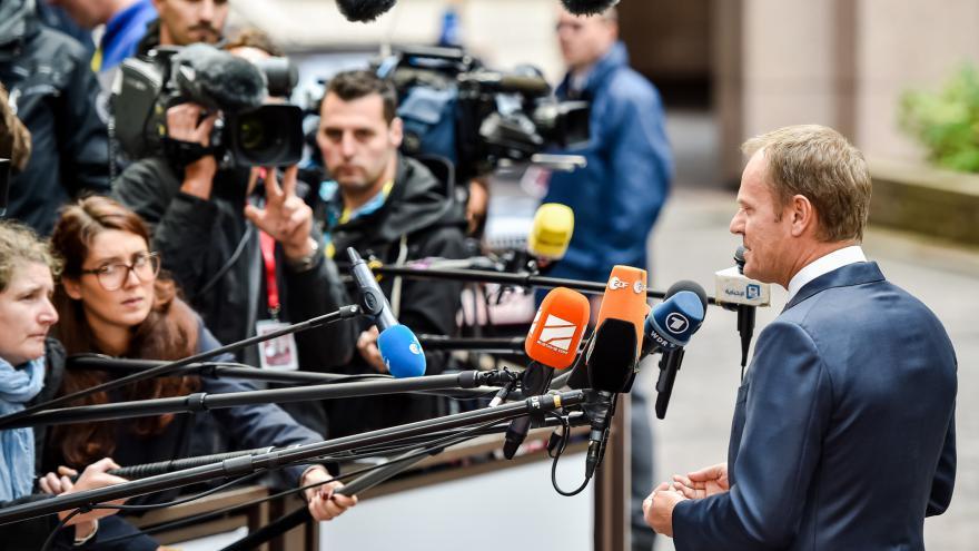 Video Události: Lídři EU řeší migrační krizi na mimořádném summitu