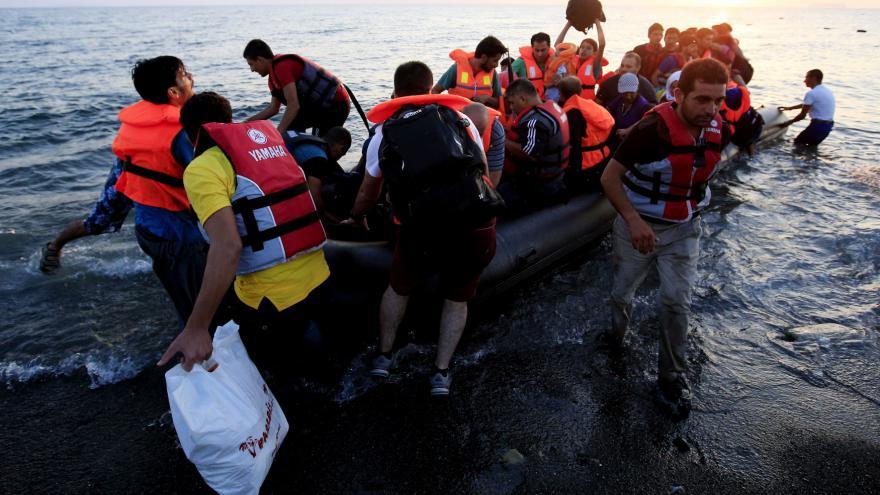 Video Studio ČT24: Do Řecka letos připlulo přes půl milionu migrantů