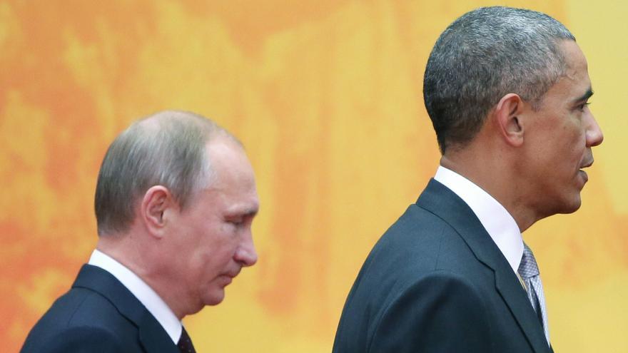 Video Zasedání OSN ve znamení schůzky Putin-Obama