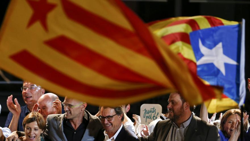 Video Zpravodaj ČT k výsledkům voleb v Katalánsku