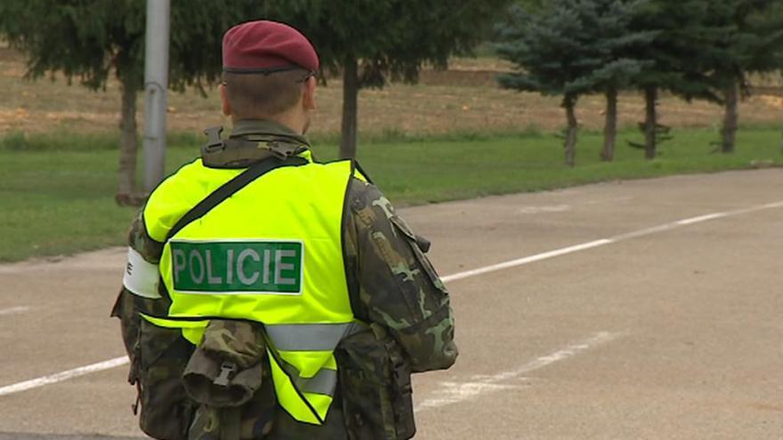 Video TK po společnému pohraničním cvičení armády a policie