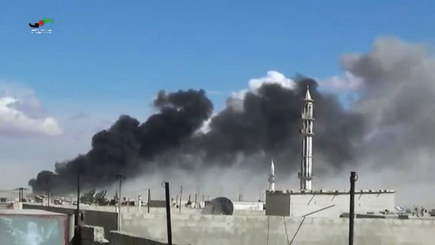 Video Zpravodaj ČT ke sporům Ruska a USA o Sýrii