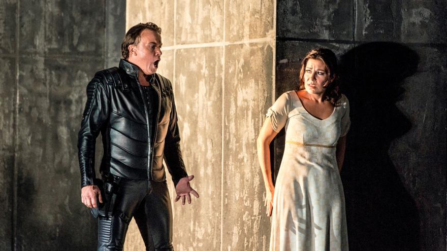 Video Státní opera uvedla premiéru Belliniho Normy