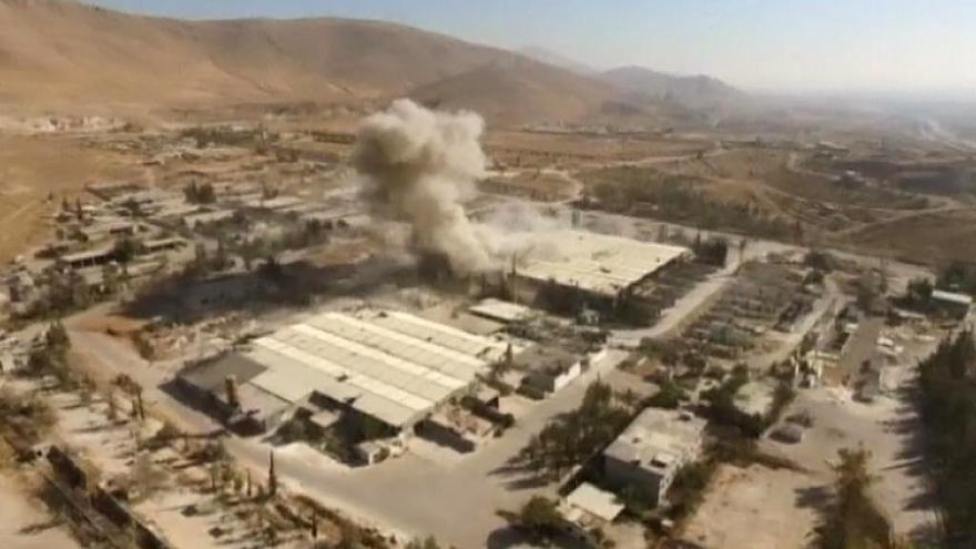 Video Washington s Moskvou řeší leteckou bezpečnost v Sýrii