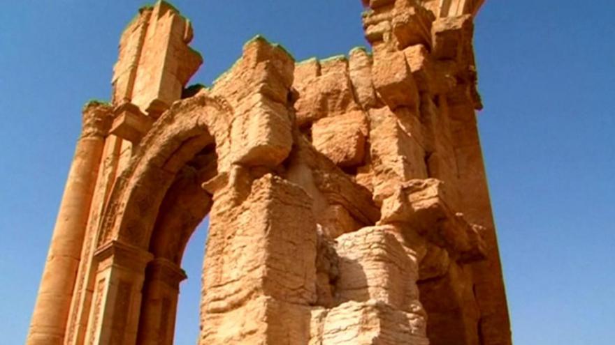Video Archeolog: Řádění IS v Palmýře asi jen tak neskončí