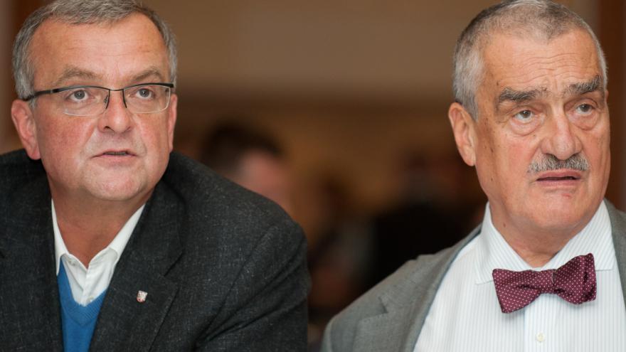 Video Události: Schwarzenberg už nebude kandidovat