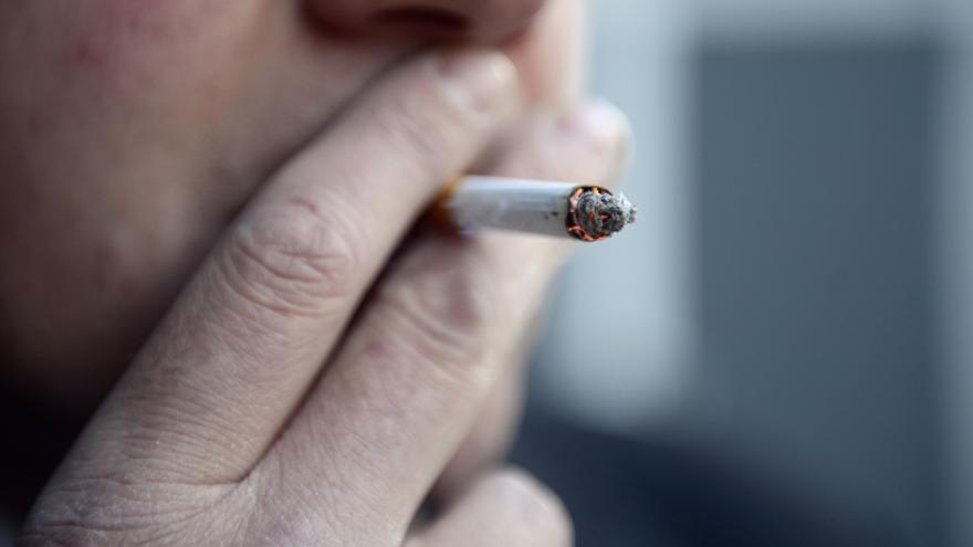 první kouření fotky