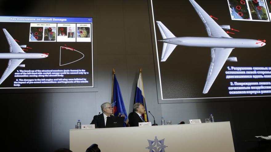 Video Vyšetřování tragédie MH17: Závěry ruské zbrojovky