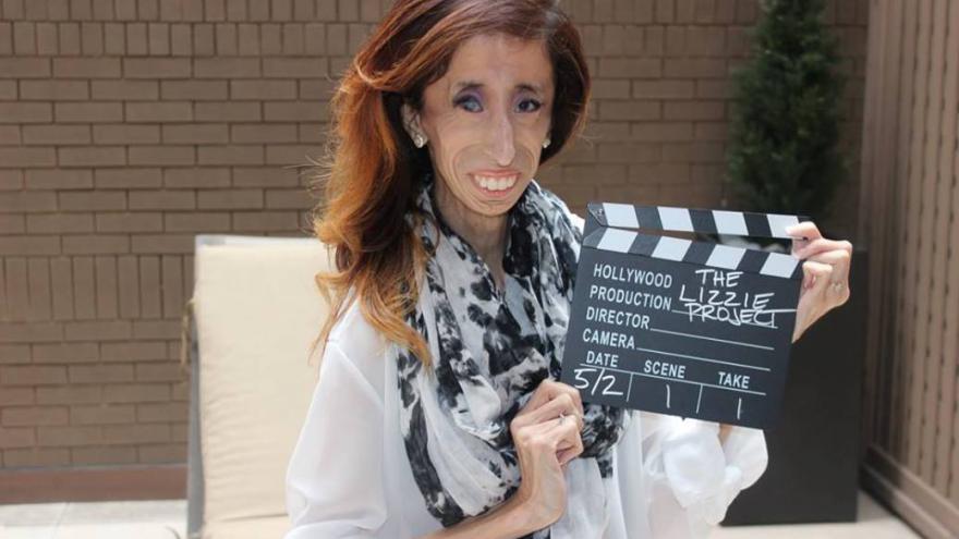 Video Příběh Lizzie Velasquezové