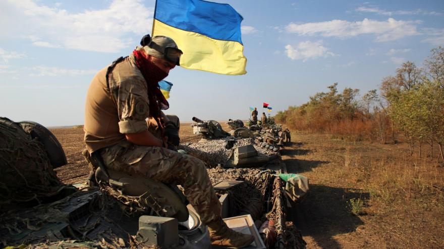 Video V Donbasu se v předvečer ukrajinských voleb znovu ozývá střelba