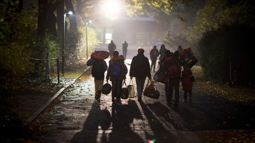 Video Freudenstein: Uprchlíci bez azylu jsou v Německu tolerováni