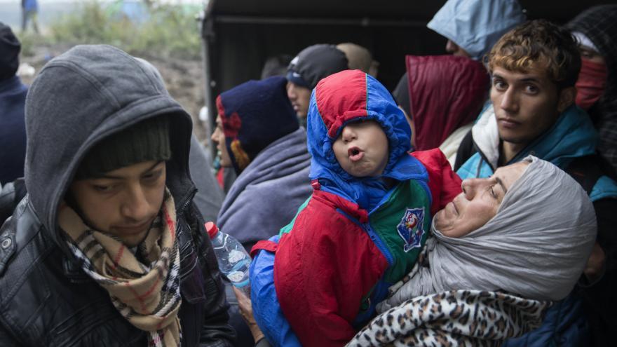 Video Zpravodaj ČT: Vypadá to, že Slovinci budou ještě nějakou dobu k uprchlíkům vstřícní