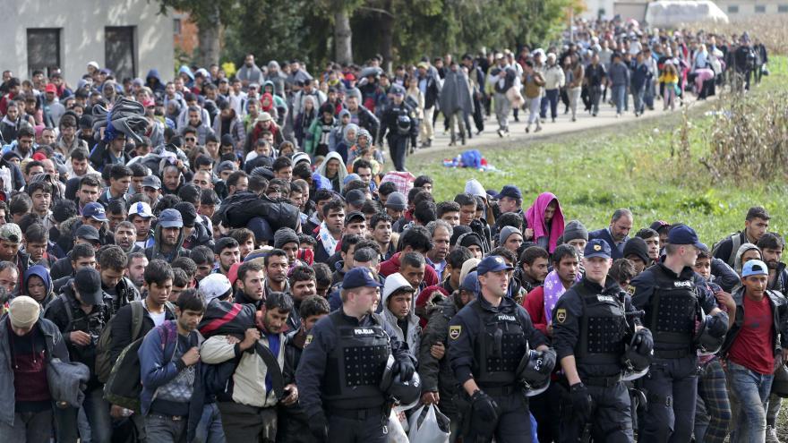 Video Zpravodaj ČT: Situace na srbsko-chorvatské hranici se nelepší