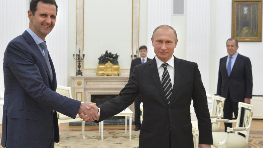 Video Studio 6 - Rusko chce podpořit syrskou opozici