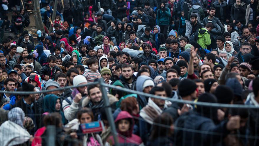 Video Návratová politika EU nefunguje